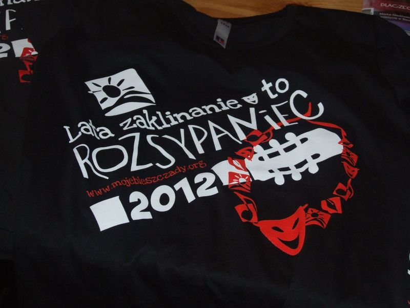 Rozsypaniec 2012 – kiermasz