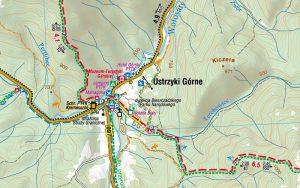 Bieszczady_Compass_fragment_mapay_2015