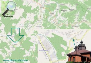 Kulaszne_mapa