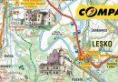 Bieszczady – mapa atrakcji turystycznych