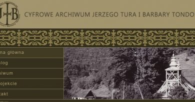 Cyfrowe Archiwum Jerzego Tura i Barbary Tondos