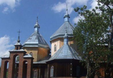Cerkiew św. Michała Archanioła w Bystrem