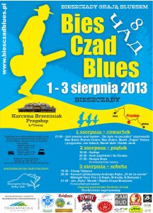 bies_czad_blues-plakat-mini