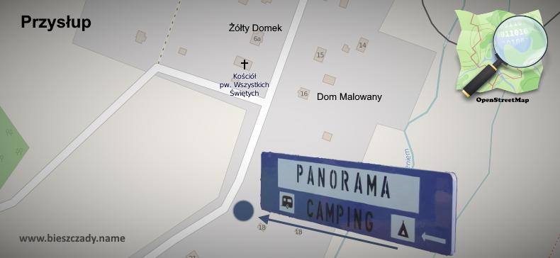 Przyslup_Camping_Panorama_mapa