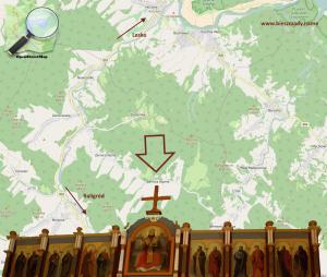 Zernica_Wyzna_mapa