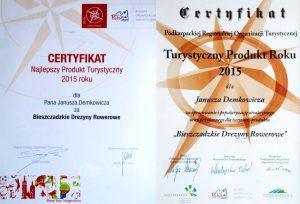 Bieszcz_Drez_Rower-NajlepszyProduktTurystycznyCert