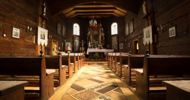 Kościół w Dwerniku